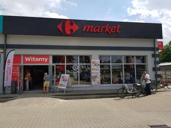 Carrefour Market w Brzegu już działa