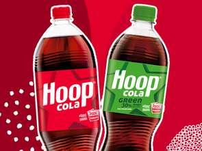 Hoop Cola ruszyła z kampanią marketingową