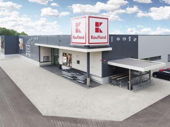 Kaufland modernizuje kolejne sklepy