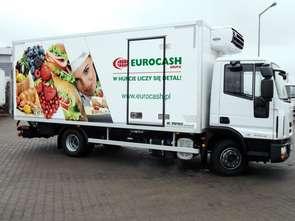 Mniej za Eurocash