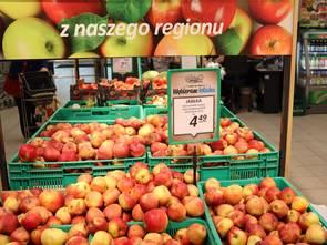 Lewiatan promuje lokalność i polskie produkty