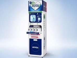 Nowy pomysł Nivei: stacja tankowania...balsamu