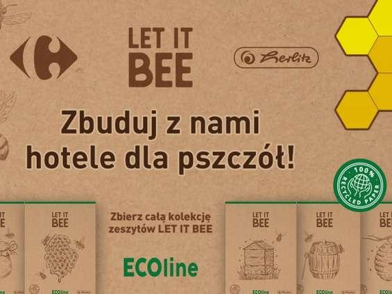 Carrefour chroni pszczoły