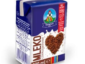 OSM Łowicz. Mleko czekoladowe