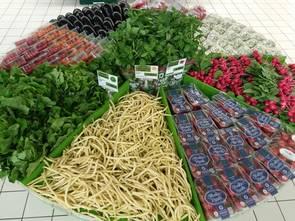 Auchan promuje lokalne produkty