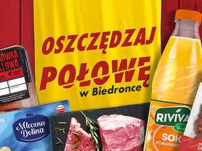Wielkie promocje w Biedronce przed długim weekendem