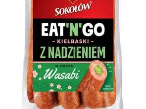 Sokołów. Kiełbaski z nadzieniem EAT'N'GO