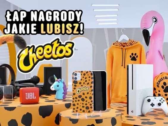 Ruszyła wielka loteria Cheetos