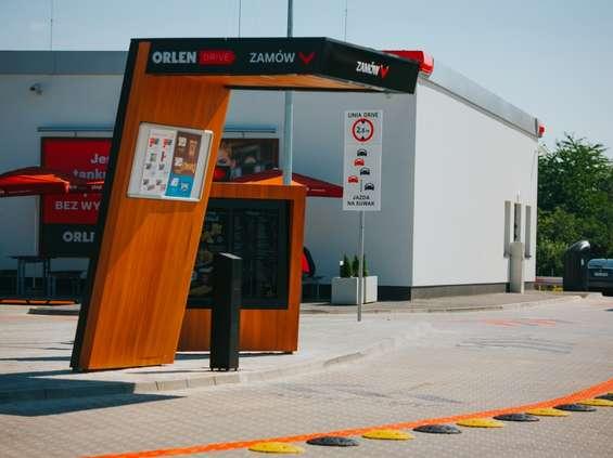 PKN Orlen otwiera kolejne drive-through