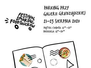 Festiwal Smaków Food Trucków 21-23 sierpnia
