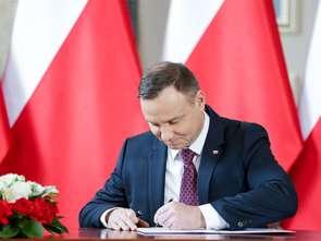 Prezydent podpisał ustawę o tzw. opłacie cukrowej