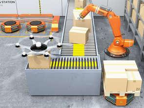 Roboty zamiast ludzi. Pandemia rewolucjonizuje branżę spożywczą