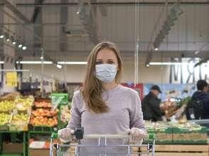 RPO: przepisy w sprawie maseczek w sklepach wadliwe