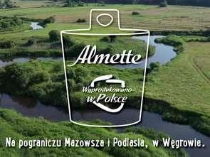 Almette - wyprodukowano w Polsce