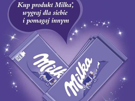 Milka rusza z kampanią i loterią