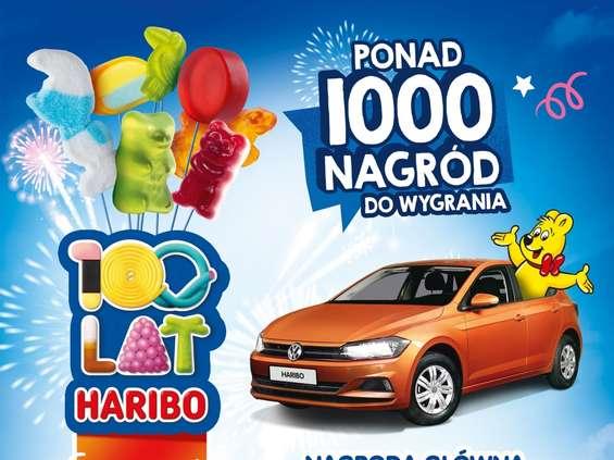 100 lat Haribo