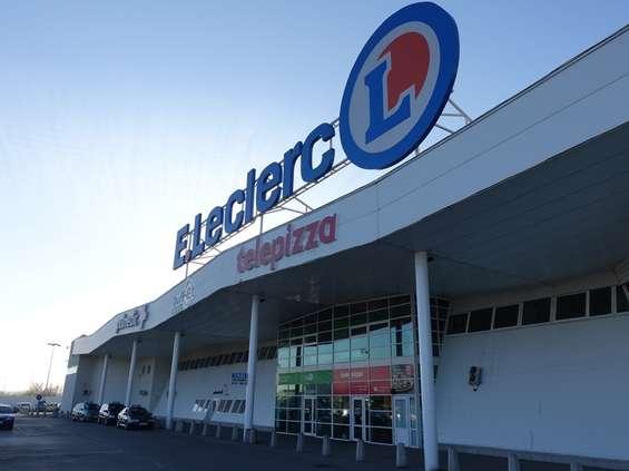 Likwidacja sklepu E.Leclerc w Kaliszu