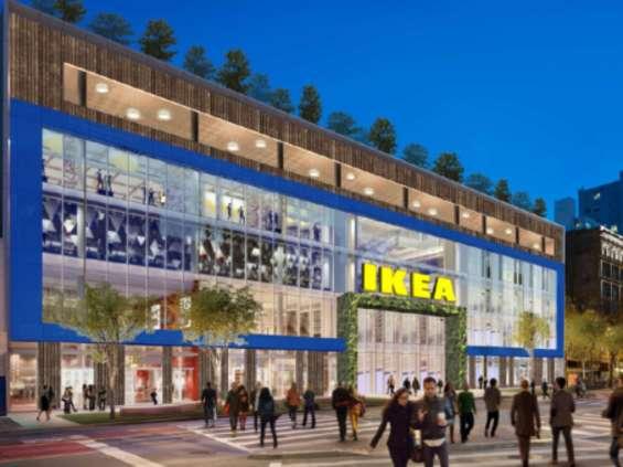 Inga Centres celuje w centra miast
