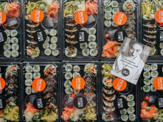Koku Sushi mimo pandemii rośnie