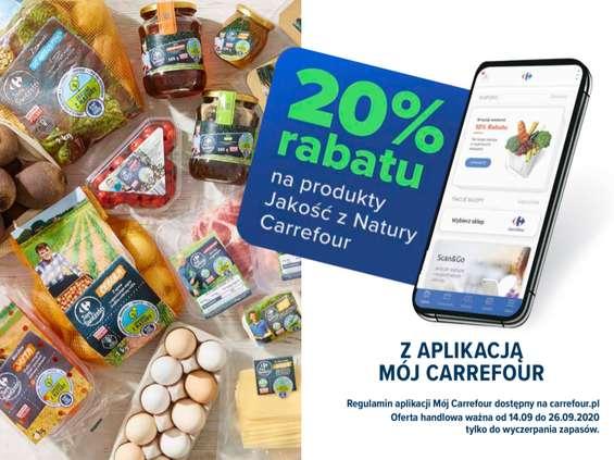 """Carrefour wystartował z kampanią """"Możemy jeść mądrze"""""""