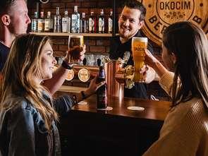 Wilcza Okocim Beer Pub - stolica z nowym piwnym miejscem