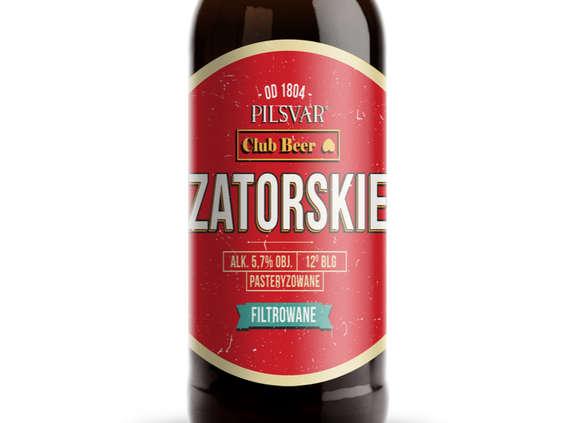 Pilsweizer wprowadza piwo Zatorskie