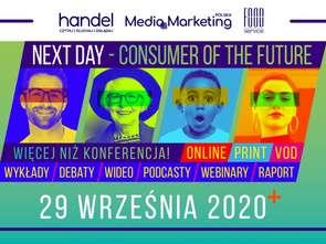 Trwa konferencja Next Day - konsument przyszłości!
