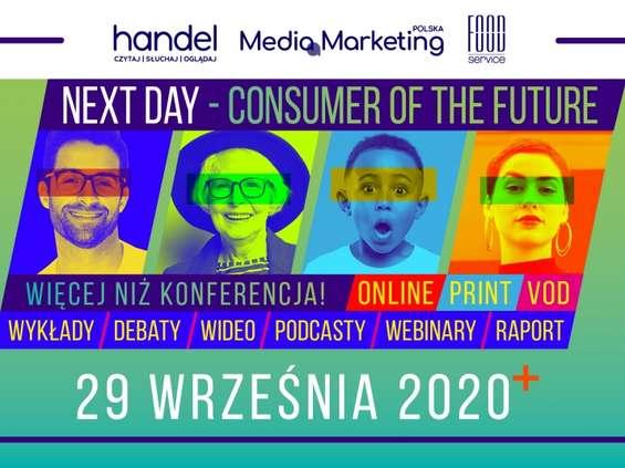 Konferencja Next Day: 360-stopniowe spojrzenie na konsumenta