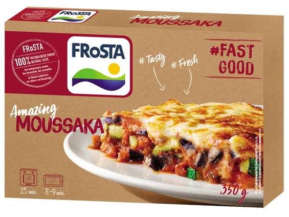 Frosta. Dania gotowe #fastgood