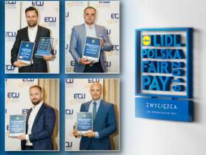 Lidl honoruje Wedla nagrodą fair pay