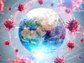 Koronawirusem na świecie: zakażonych ponad 35 mln ludzi