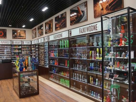 Smoke Shop jest już w Blue City