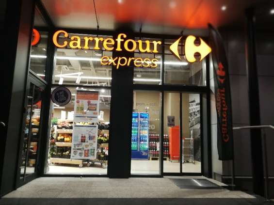 Franczyza Carrefoura nabiera tempa