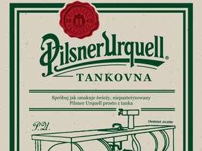 Bar Koszyki kolejną Tankovną Pilsner Urquell