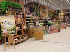 Ruszyły targi wina w E.Leclerc Ursynów