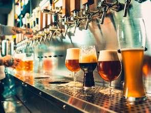 Piwa kraftowe cierpią przez zakaz sprzedaży online