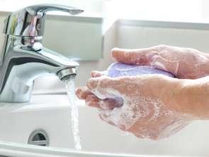 Listonic: mycie rąk ... nie weszło w nawyk