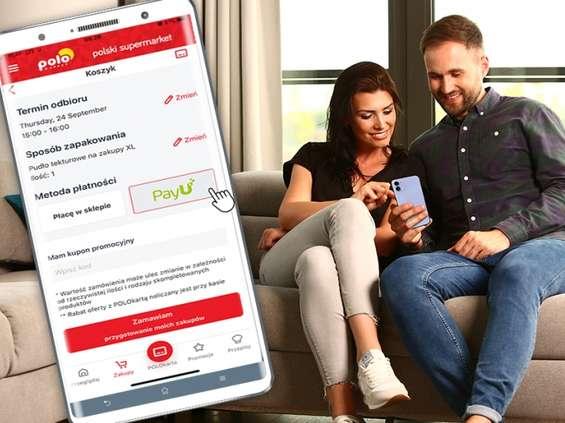 Polomarket: płatność w aplikacji, wkrótce Polodrive