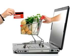 Prawie 300% wzrost wartości transakcji za zakupy spożywcze online