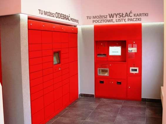 Poczta Polska chce zbudować własną sieć automatów do odbioru przesyłek!