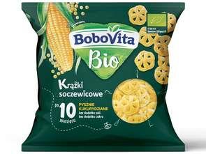 Nutricia Polska. Chrupeczki BoboVita Bio