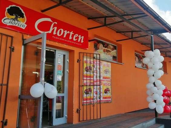 Grupa Chorten: 100 nowych sklepów w 3 miesiące