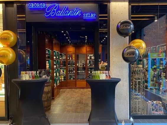 Ballantine's z kolejnym sklepem w Warszawie