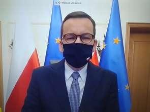 Premier ogłasza nowe obostrzenia na Polaków!