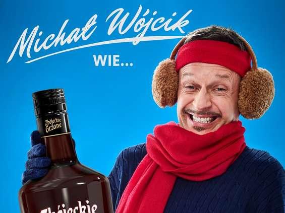 Michał Wójcik ambasadorem marki Zbójeckie Grzane