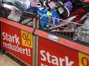 Niemieckie dyskonty zasypane non-foodem