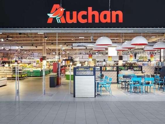Auchan czynne już od godz. 6.30