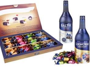 Fabryka Czekolady Bałtyk. Likworki i czekoladki
