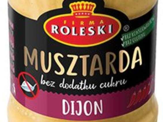 Roleski. Musztarda Dijon