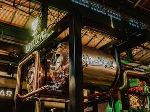 Pilsner Urquell prosto z tanka już w Barze Koszyki